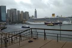 Blick auf den CBD & Circular Quay