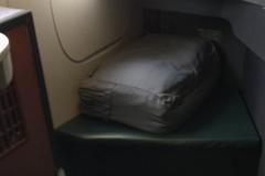 Tasche mit Decke und Sitzbezug