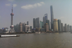 Pudong from Bund