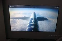 Die Tail-Camera kurz vor der Landung
