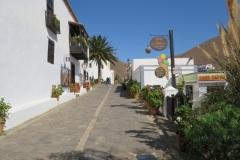 Saubere Straßen im alten Stadtkern