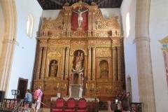 Altar der Kirche Santa Maria