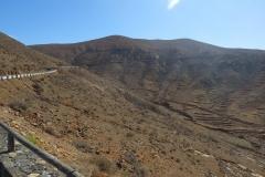 Blick vom Mirador Las Peñitas