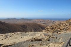 Blick vom Mirador del Risco de las Peñas