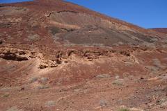 Hier wurde früher Gestein abgebaut