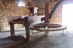 Die Mühle von Haus 4
