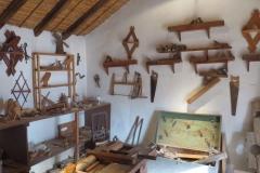 Die Holzwerkstatt in Haus 5