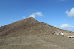 Gipfel am Pass
