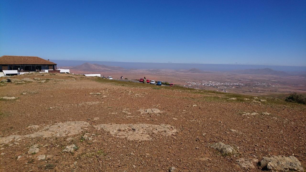 Blick vom Mirador de Morro Velosa