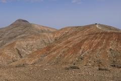 Ausblick vom Mirador Astronómico de Sicasumbre