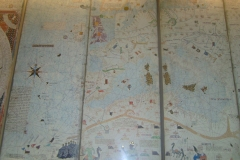 Karte aus dem 15. Jahrhundert