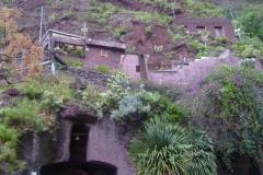 Wohnhaus im Barranco de Guayadeque