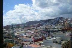 Blick über Las Palmas