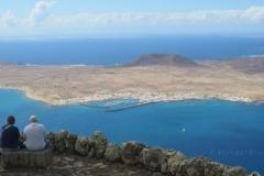 Blick über die Insel