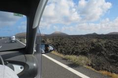 Eindrücke während der Fahrt