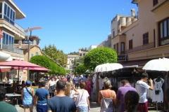 Impressionen vom Wochenmarkt