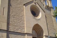 Transfiguració del Senyor Eingang