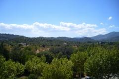 Landschaft bei Arta