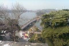 Blick auf den Xuanwu See