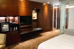 Zimmer im Intercontinental Hotel Nanjing