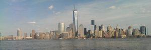 Panorama von New York