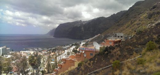 View over the town from the Mirador Archipenque